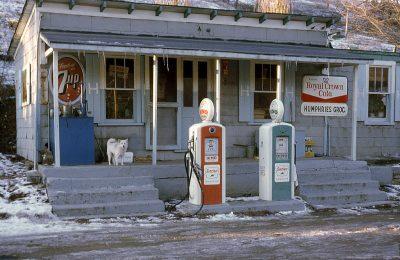 gas station near me open