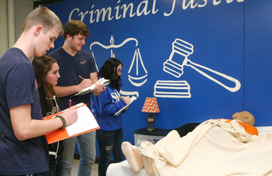 criminal justice school program