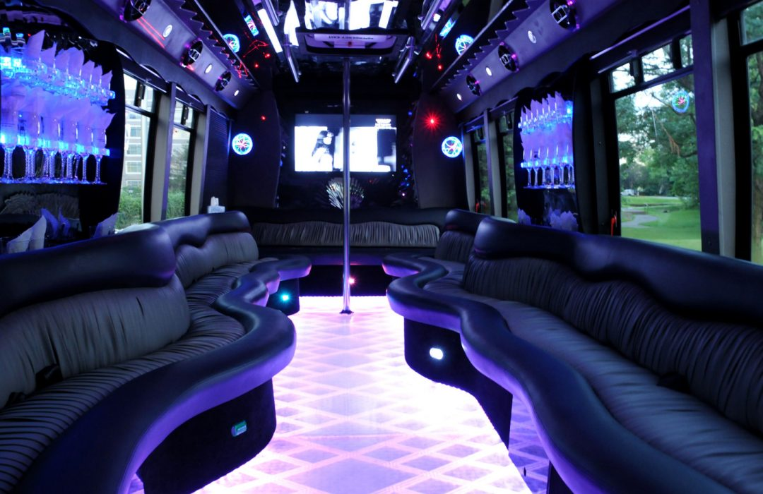 6 person limo rental near me