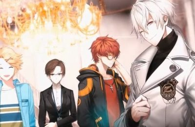 mystic messenger webtoon
