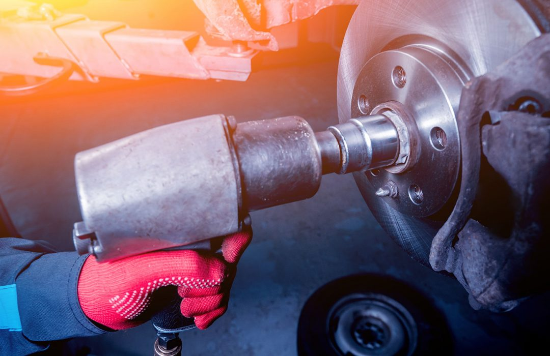 impact wrench for car