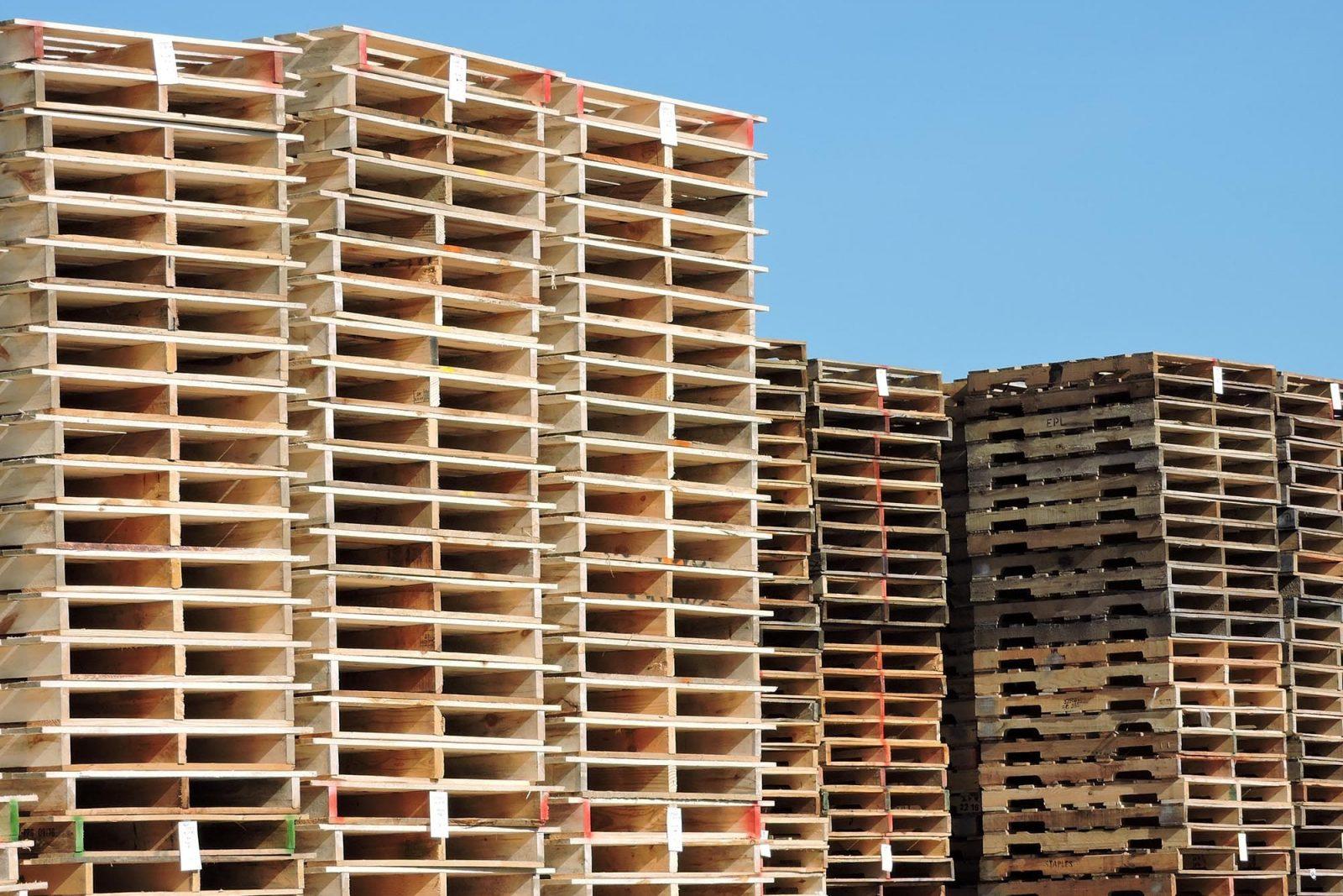 wholesale wooden pallets